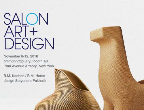 8-12 November 2018 The Salon Art + Design New York