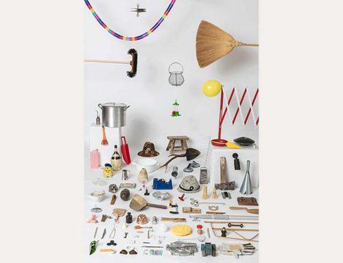 Satyendra Pakhale contribution / 100 x 100 Achille Castiglioni / Anonymous Objects – 2018