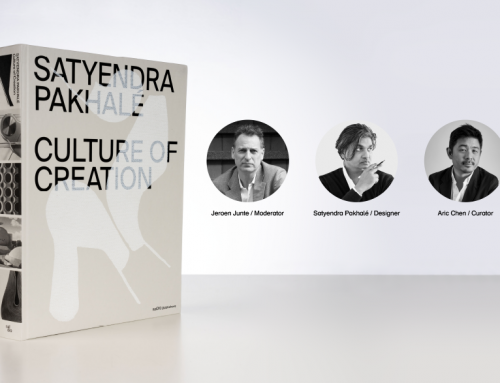 20 October 2019 / Dutch Design Week / Kazerne Book Launch / Satyendra Pakhalé: Culture of Creation