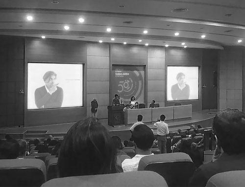 Distinguished Alumnus Award / Satyendra Pakhalé / IDC 50th anniversary