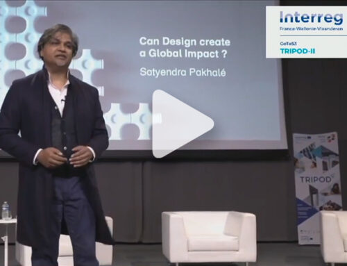'Can Design Create a Global Impact?' / Keynote at TRIPOD-II / Lille / France