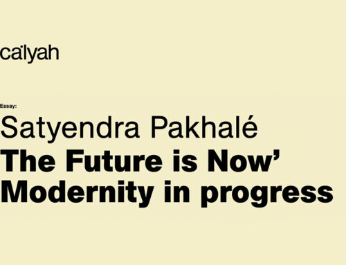 Essay: Satyendra Pakhalé 'Future is Now' Modernity in progress / Denmark